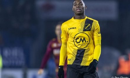 Kaikai's NAC in Dutch top-flight relegation fight