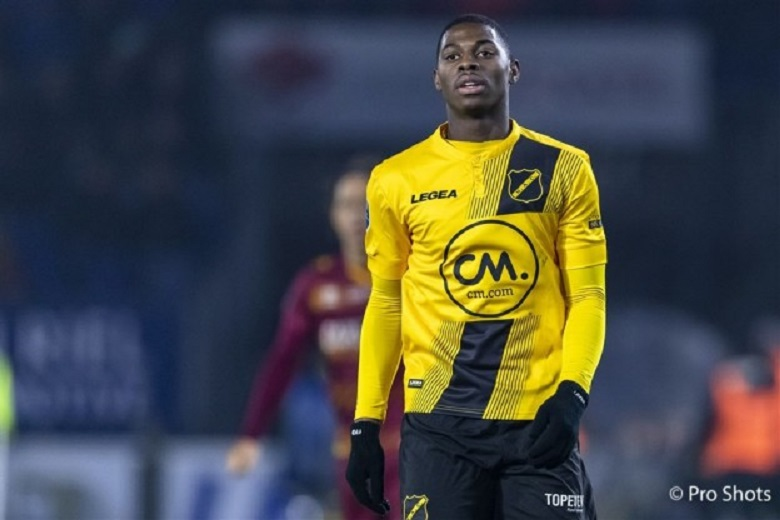 Kaikai's NAC in Dutch top-flight relegation fight