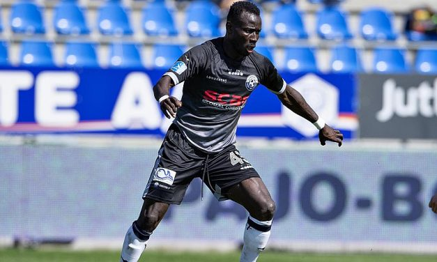 Kamara looking forward to new adventure after Randers move