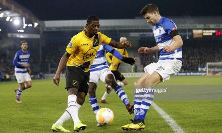 Sullay Kaikai hopeful ahead of first full season in Holland
