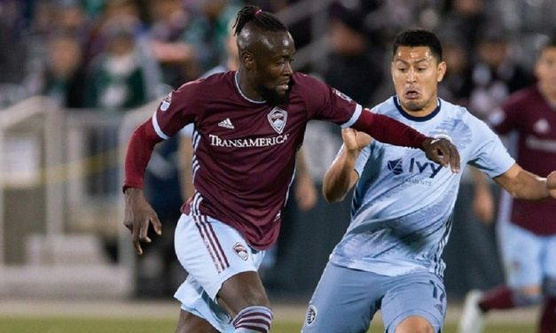 Kamara nets brace as Rapids' losing streak continues
