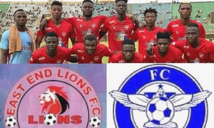 Premier Blockbuster as Lions defend top spot against Kallon