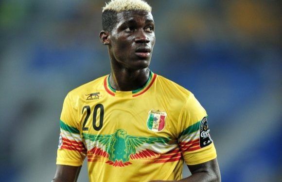 Mali's Yves Bissouma to miss 2019 Cup of Nations