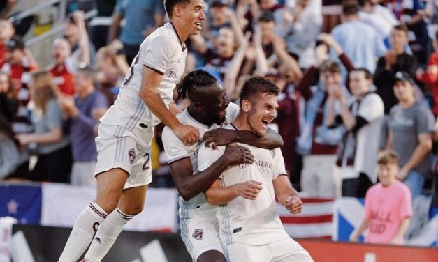 Three wins in last four MLS games for Kamara's Rapids