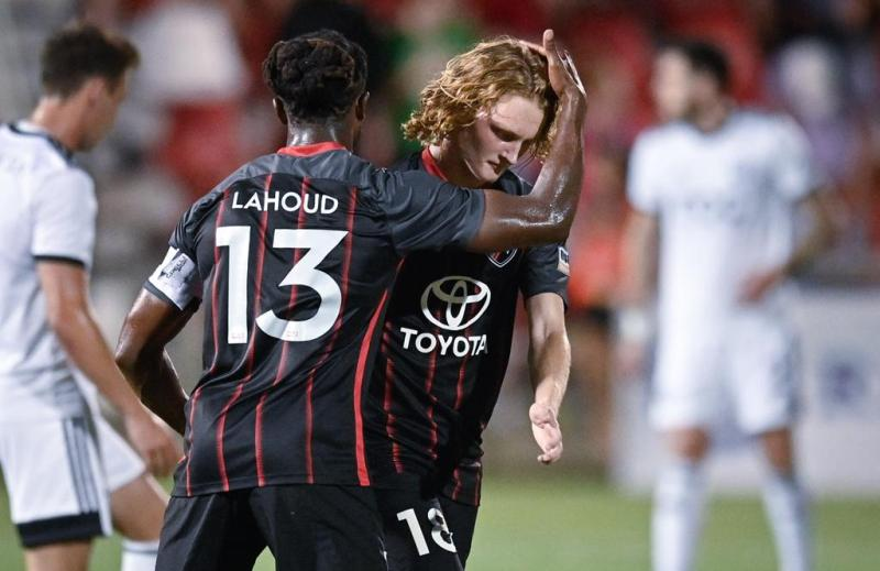 Michael Lahoud's San Antonio earns first USL road point