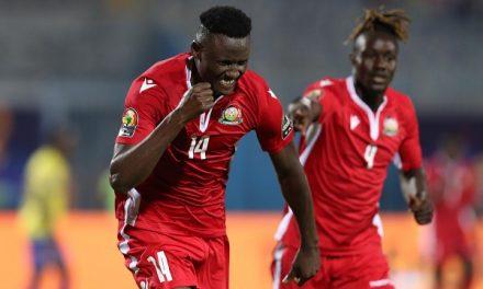 #AFCON2019: Olunga scores brace in Kenya's win over Tanzania