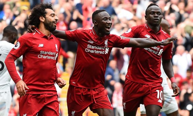 Four Africans in Liverpool's Champions League triumph