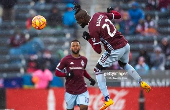 Kamara goal extends Colorado Rapids' unbeaten streak