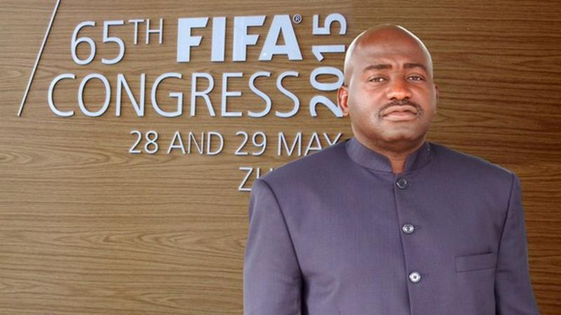 Fifa boots former LIB's FA boss Bility with 10-year ban from football