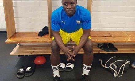Sierra Leone's Sesay joins Finnish side Oulun Luistinseura