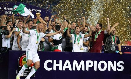 Algeria crowned African Champions after 29 years wait