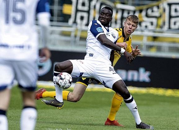 Striker Kamara's Randers to start campaign against SønderjyskE