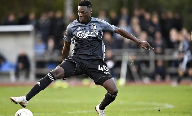 Meet the shining Sierra Leonean star rocking Danish football