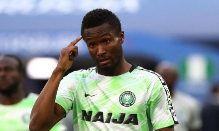 Nigeria captain John Mikel retires from International football