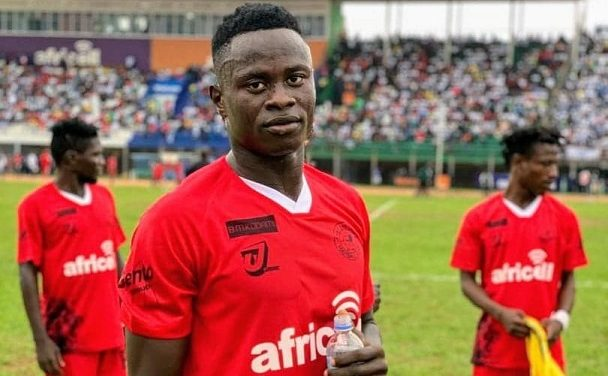 Who is Musa Noah Kamara? All you need to know about EE Lions Striker
