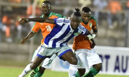 Sierra Leone creep one spot up in Fifa ranking