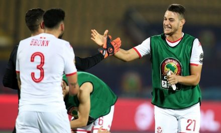 Tunisia down Madagascar to set up cracker with Senegal