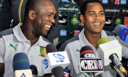 Clarence Seedorf sacked as Cameroon coach