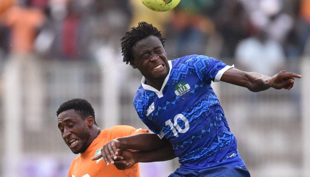 SLFA rescinds Kei Kamara's call up against Liberia