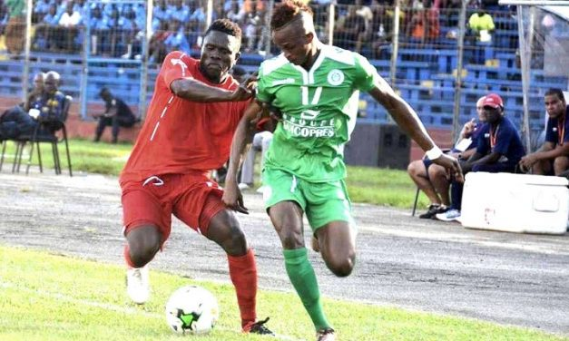 Sierra Leone's Barrie happy with Al Mokawloon Al Arab move