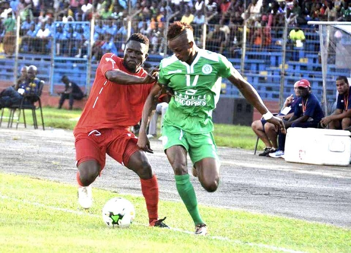 Sierra Leone's Barrie happy with Al Mokawloon Al Arab move