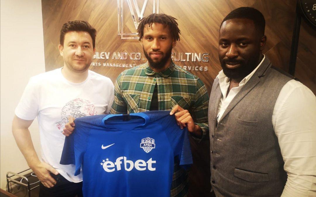 Bulgarian side Arda Kardzhali sign Sierra Leone defender Sesay