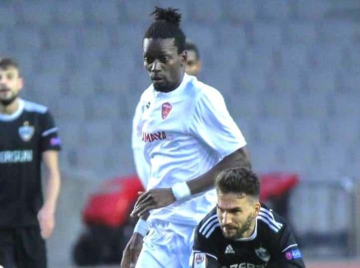 John Kamara ready for new Topaz Premier season