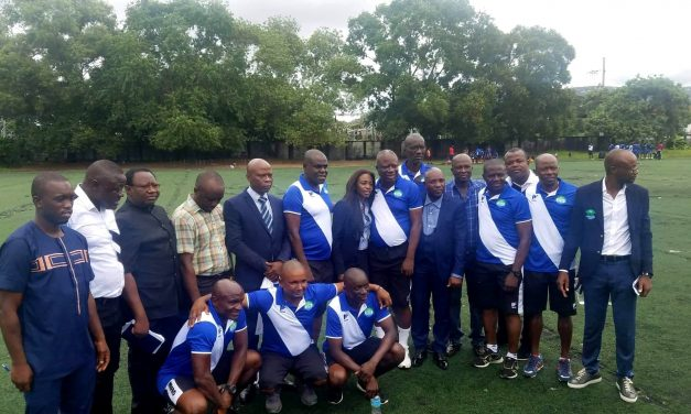 Sierra Leone unveil Sellas Tetteh ahead of LIB's doubleheader