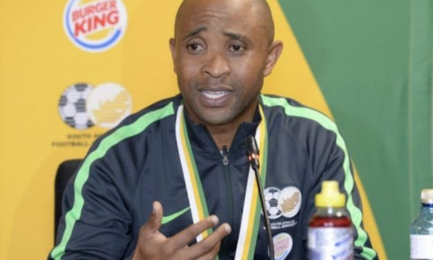Sierra Leone's Afcon 2021 opponent Lesotho appoint Senong as coach