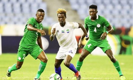 WAFU Cup: Resilient Sierra Leone limp out as Eagles progress