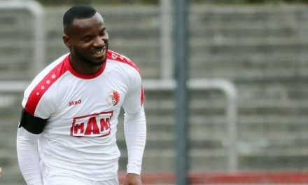 Kargbo scores in three-straight wins for Berliner AK 07 in Germany