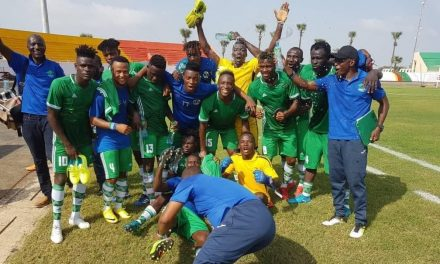 Revenge: Sierra Leone slaps Liberia out of WAFU Tournament