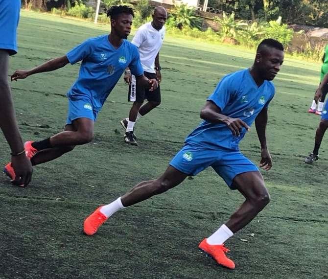 Leone Stars chance excites Atvidaberg defender Koroma