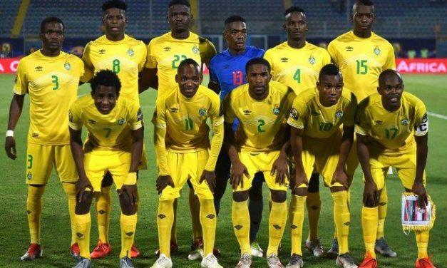Zimbabwe late goals end Somali World Cup hopes