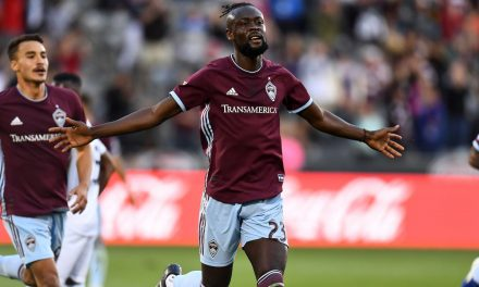 Kamara's bicycle kick ignites Rapids comeback win