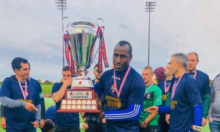 Sierra Leone's John Trye pleased to win first career title