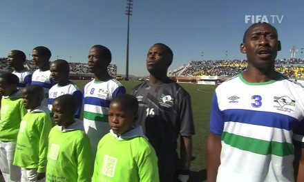Lesotho name provisional squad for Sierra Leone & Nigeria