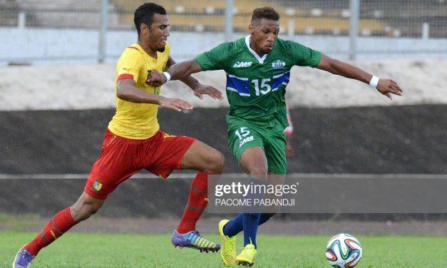 Sierra Leone defender Sesay speaks on racism row