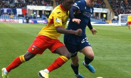 Partick Thistle defender Kakay eyes Sierra Leone return