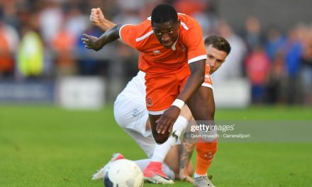 Sullay Kaikai expected to face high-flying Wycombe Wanderers
