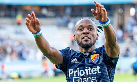 African players in Europe: Buya Turay, Salah, Ayew on target