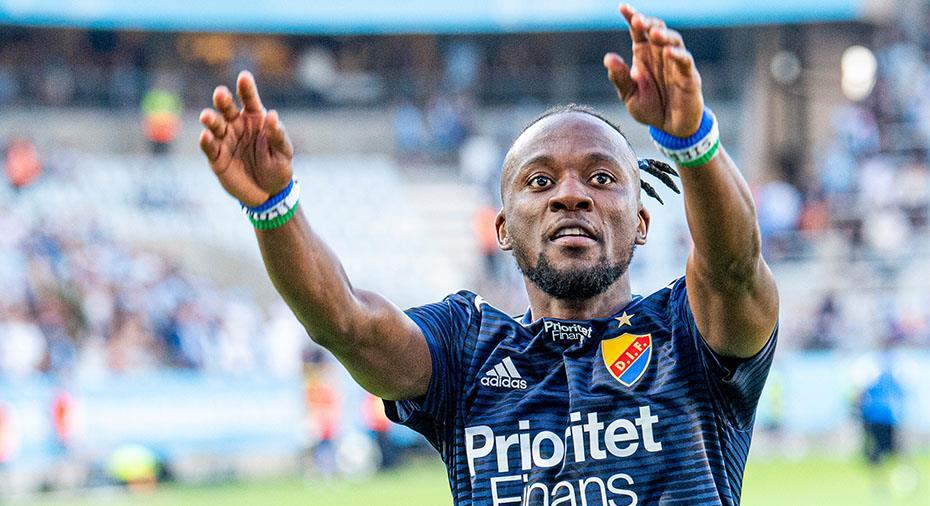 African players in Europe: Buya Turay, Salah, Ayew on target