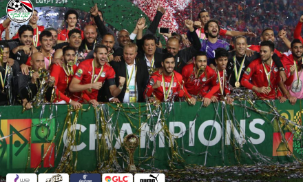 Hosts Egypt crowned U-23 Champions of Africa