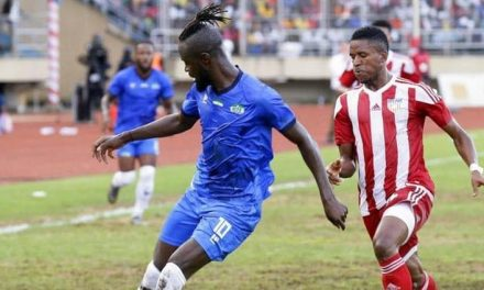 Sierra Leone replace striker Kei Kamara ahead of Lesotho clash