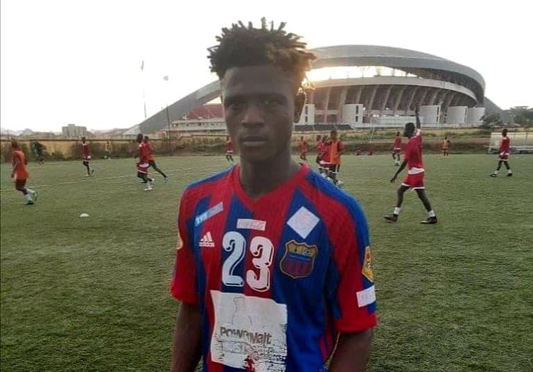 Late Wakriya AC Player Kargbo to be buried in Sierra Leone