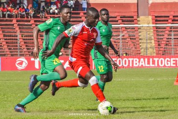 Sylla's scores as Horoya defeat Djoliba in Confed Cup