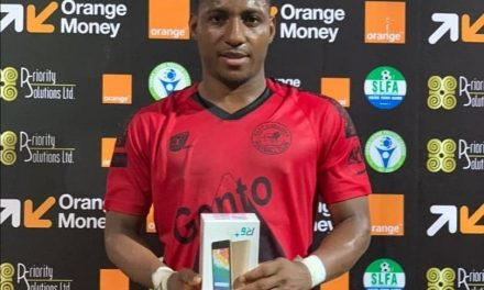 Ex-Boldklubben defender Kemson named Man of the Match in Lions win