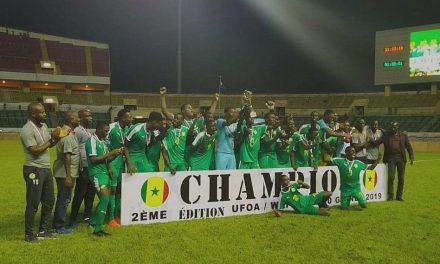 Senegal crowned WAFU Zone A U20 champions