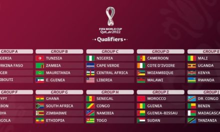 Race to Qatar 2022 World Cup draw completed in Cairo