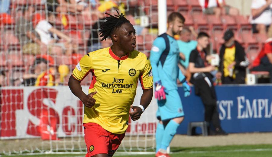 Defender Osman Kakay returns to parent club QPR